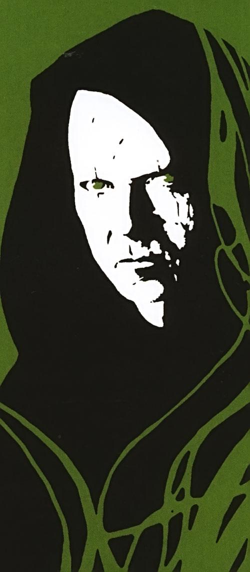 Prince of Orphans (Iron Fist character) (Marvel Comics) (John Aman) stylized