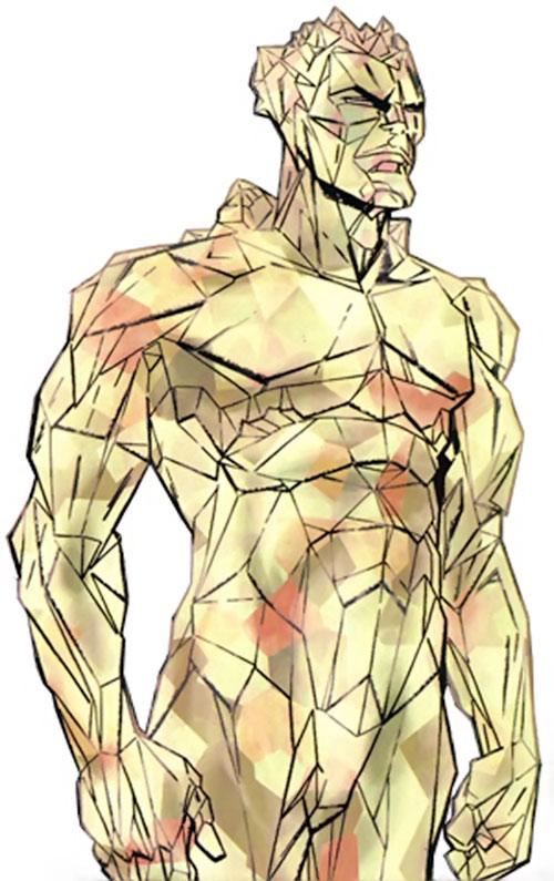 Prism of the Marauders (X-Men enemy) (Marvel Comics)