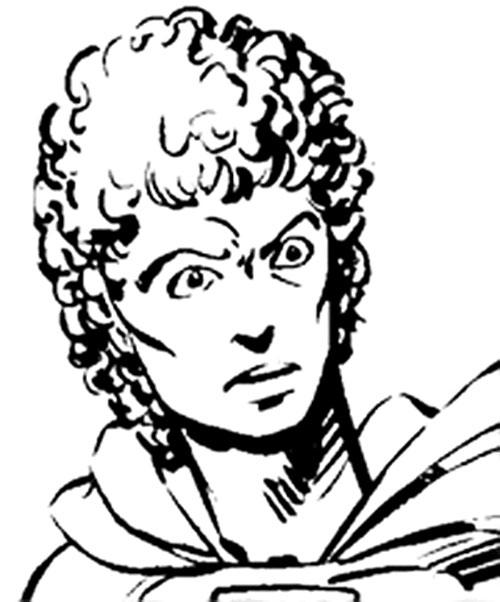 Proditor Capella (Villains & Vigilantes RPG) portrait