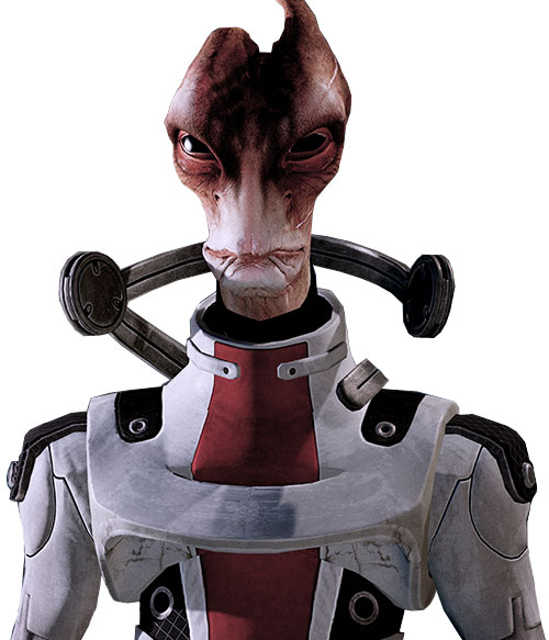 Professor Mordin Solus (Mass Effect) high resolution