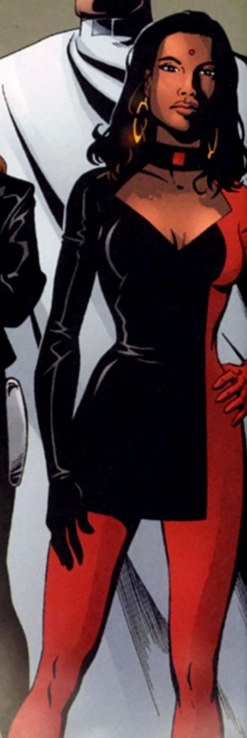 Professor Q of The Monarchy (Wildstorm Comics)