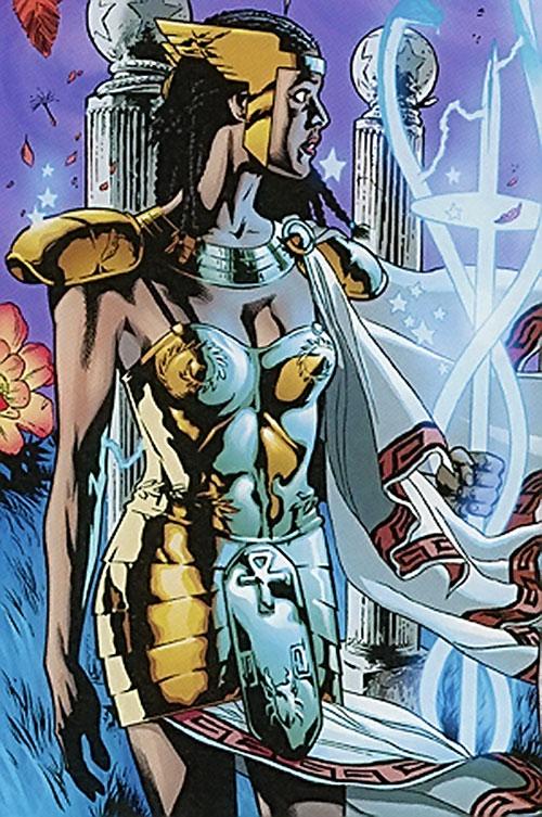 Promethea (Alan Moore ABC Comics)