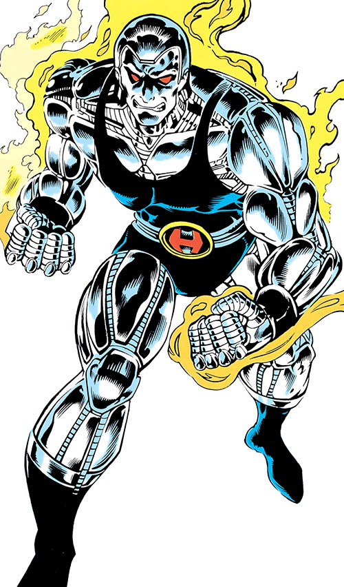 Prometheus (DC Comics) (Hybrid)