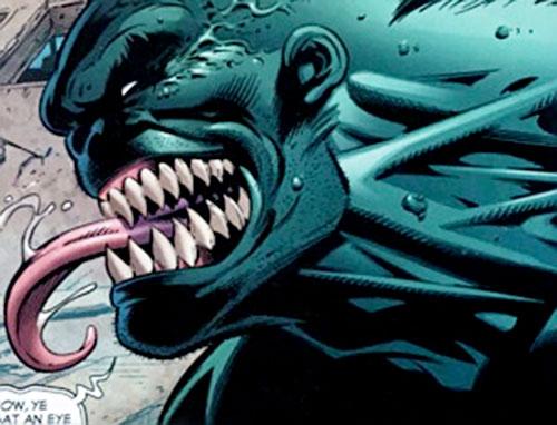 Proteus (Exiles enemy) (Marvel Comics) as Hulk 2099
