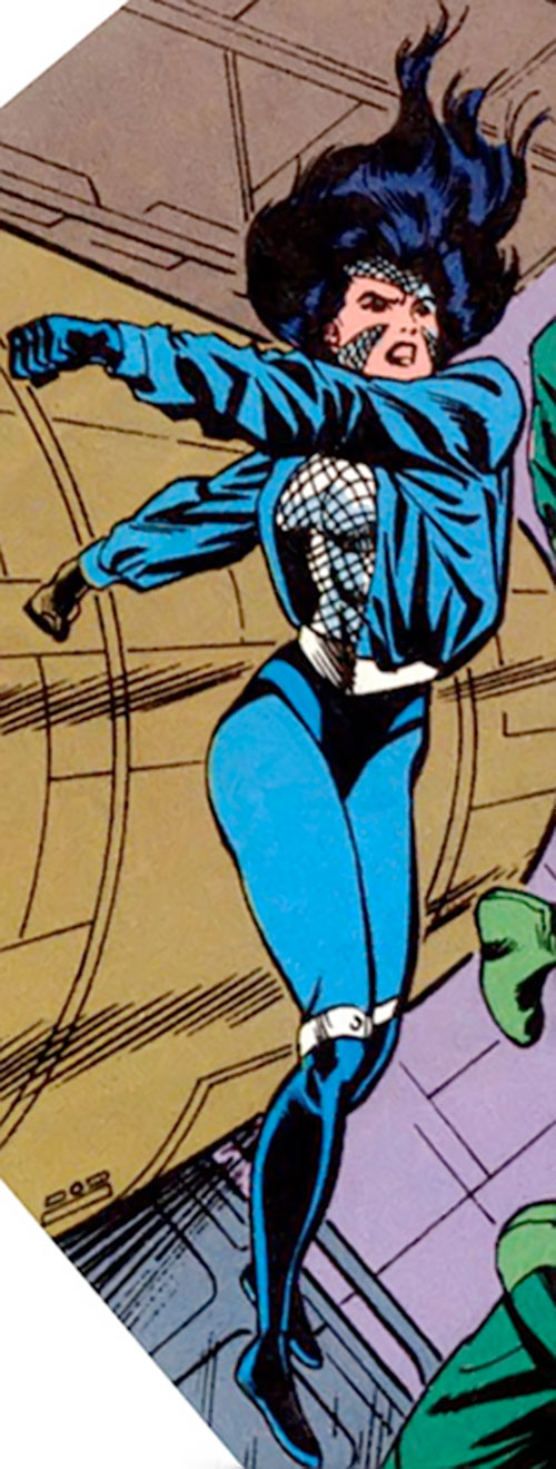Psi-Borg of SHIELD (Marvel Comics)