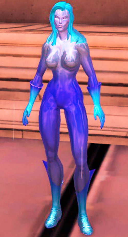 Psialpha (DC Heroes RPG)