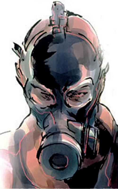 Psycho Mantis (Metal Gear) face closeup