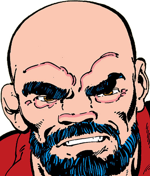 Puck (Alpha Flight) (Marvel Comics) (Eugene Judd) portrait