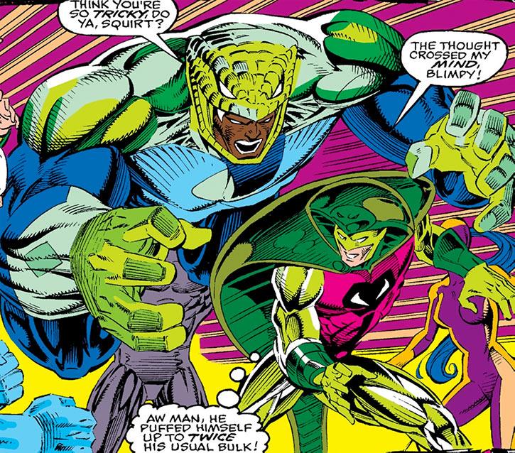 Image result for serpent society marvel