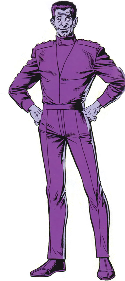 Purple Man (Marvel Comics)