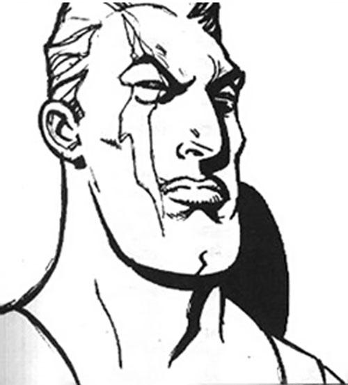 Pursuer (Aberrant RPG) portrait