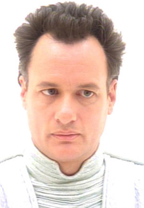 Q (John de Lancie in Star Trek)