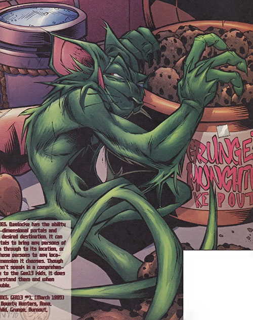 The Qeelocke from Gen 13