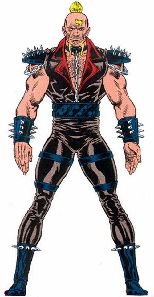 Quagmire of the Squadron Supreme (Marvel Comics)