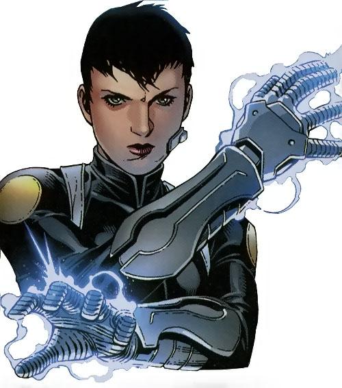 Quake (Daisy Johnson) (Marvel Comics)