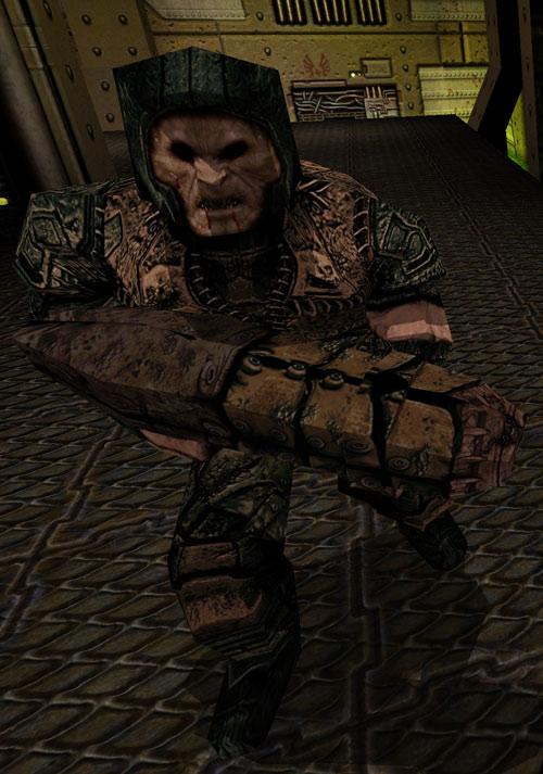 Quake Grunt (Dark Places version)