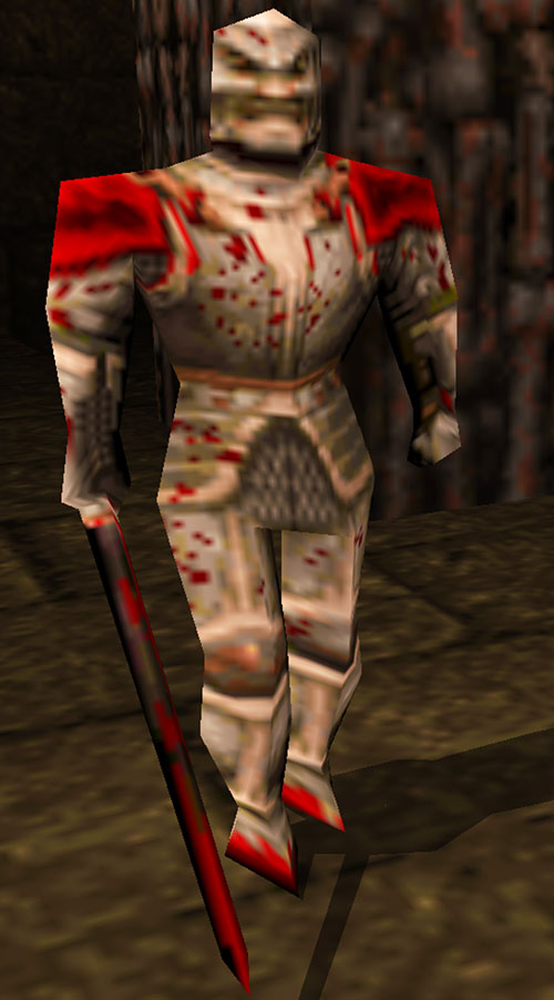 Quake Knight