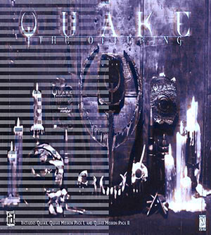Quake Offering video game cover