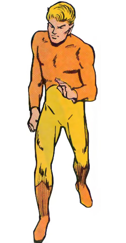 Quanto of the Taurus Gang (Legion of Super-Heroes enemy) (DC Comics)