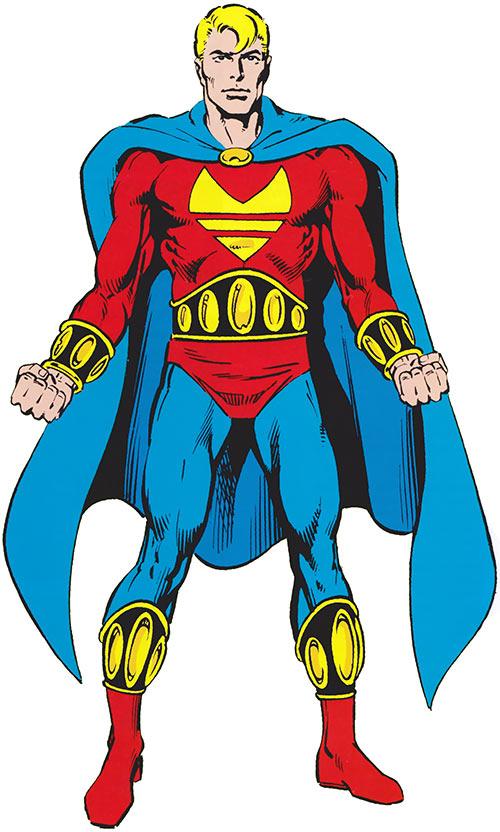 Quasar (Marvel Comics) (Vaughn) (Classic)