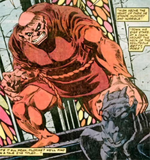 Quasimodo (Marvel Comics) (Hulk enemy)
