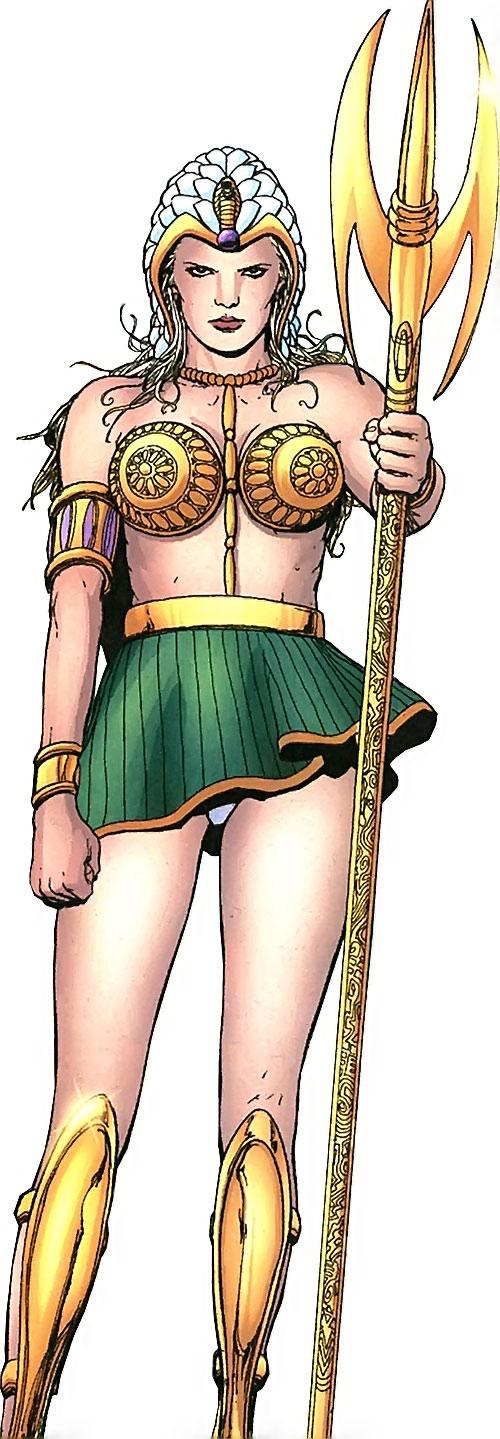 Clea (Wonder Woman enemy) (DC Comics)