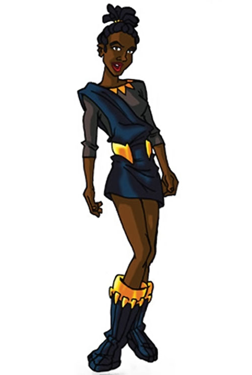 Queen Divine Justice (Black Panther character) (Marvel Comics) by RonnieThunderbolts