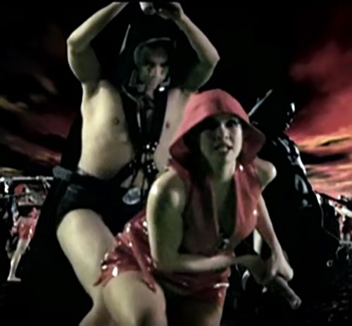 Queen Femina (Zsa Zsa Zaturnnah enemy) (Pops Fernandez) fighting on Planet XXX redone 1