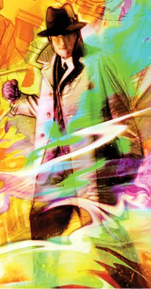 The Question (DC Comics) (Veitch urban shaman version)