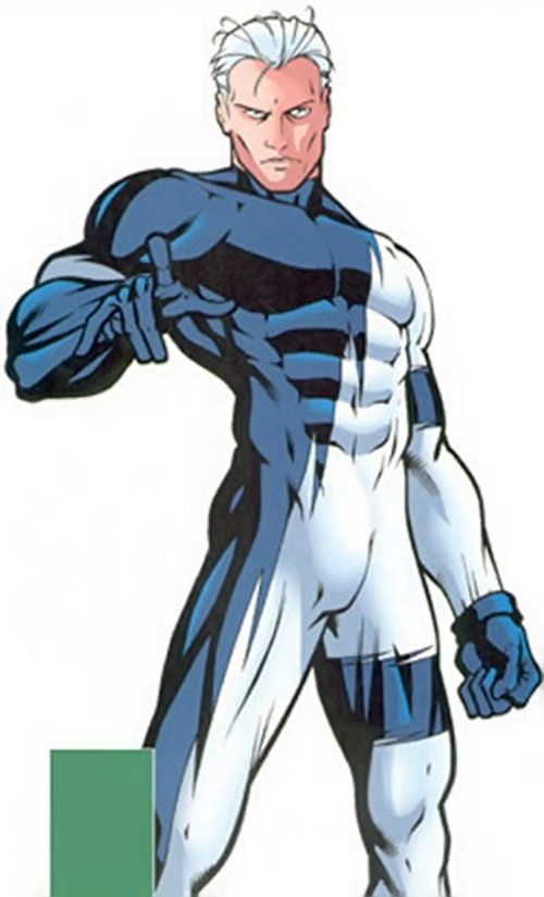 Quicksilver (Marvel Comics) boasting