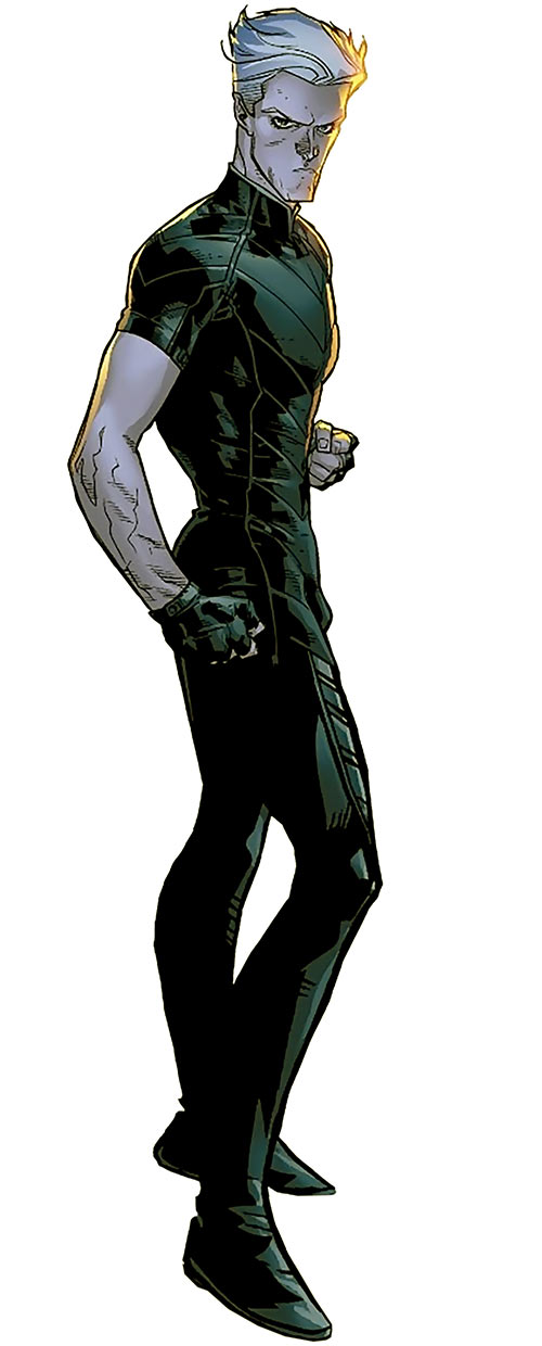 Quicksilver (Ultimate Marvel Comics) by Stuart Immonen
