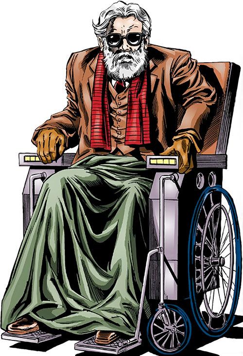 Quincy Harker the vampire hunter (Marvel Dracula comics)