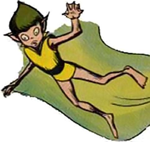 Quisp (Aquaman character)