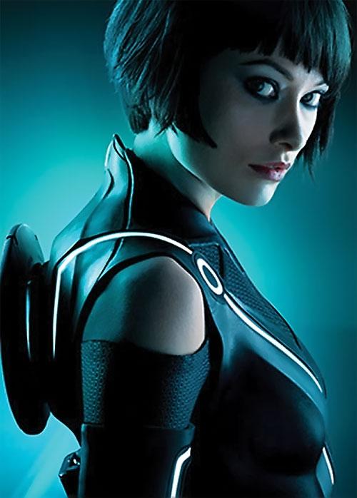 Quorra (Olivia Wilde in Tron: Legacy)