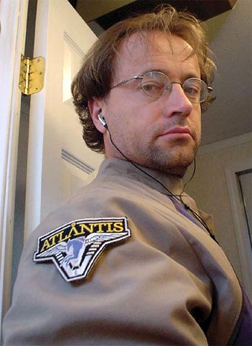 Radek Zelenka (David Nykl in Stargate Atlantis)