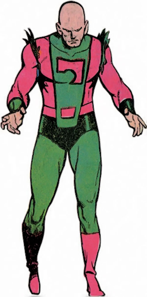 Radiation Roy (Legion of Super-Heroes enemy) (DC Comics)
