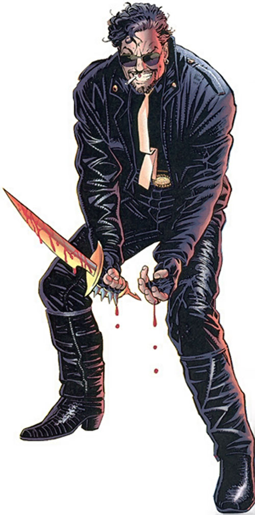 Rafferty (Ultraverse Malibu comics)
