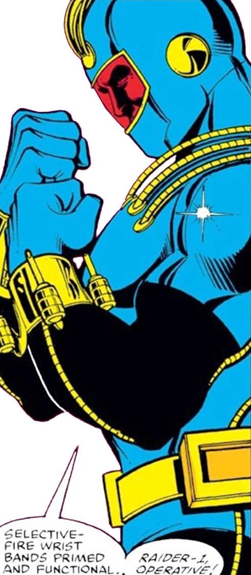 Raiders (Iron Man enemies) (Marvel Comics)