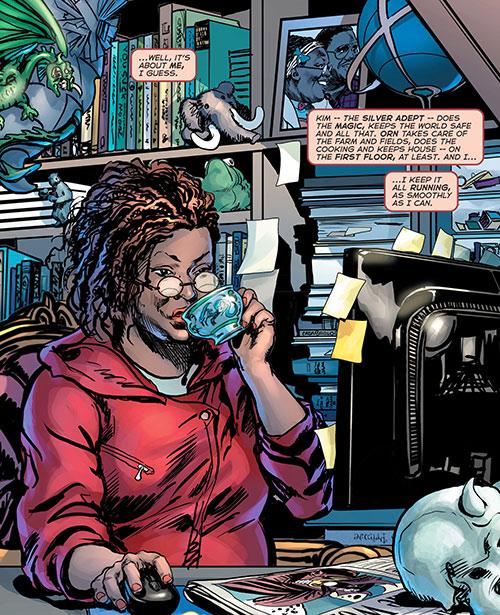 Raitha McCann (Astro City comics)