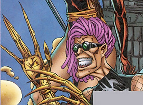 Rake of the Bounty Hunters (Wildstorm Comics)