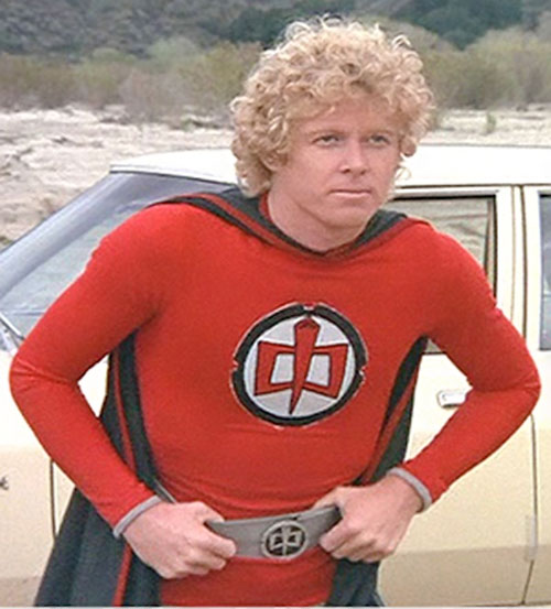 Ralph Hinkley (William Katt in Greatest American Hero)