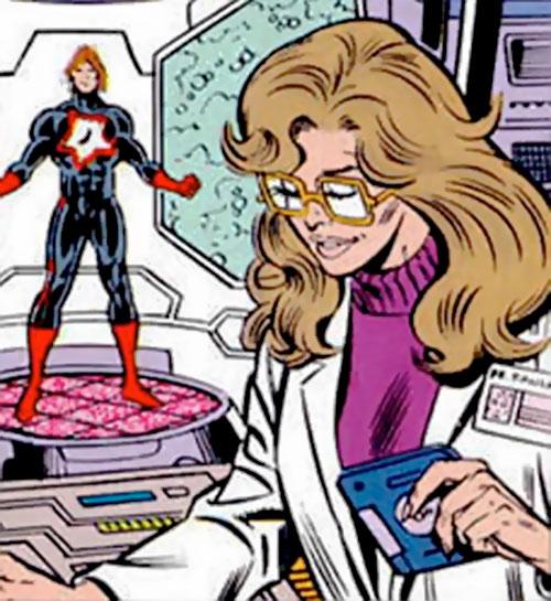 Kitty Faulkner and Starman (DC Comics)