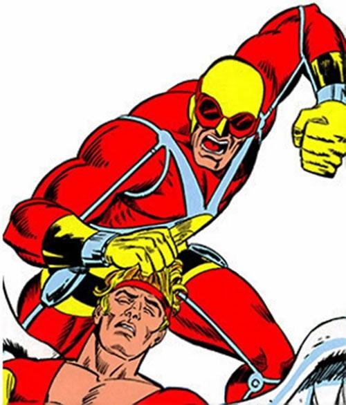 Rampage (Clarke) (Marvel Comics)
