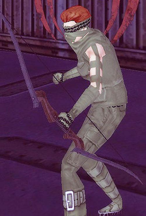 Ranger X (City of Heroes character generator) 3/3