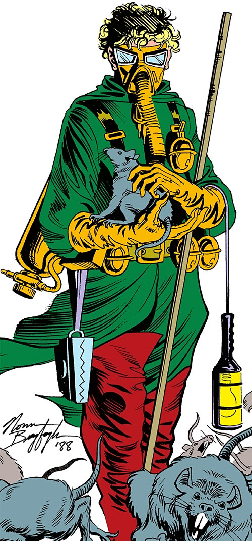 Ratcatcher (Batman & Robin enemy) (DC Comics)