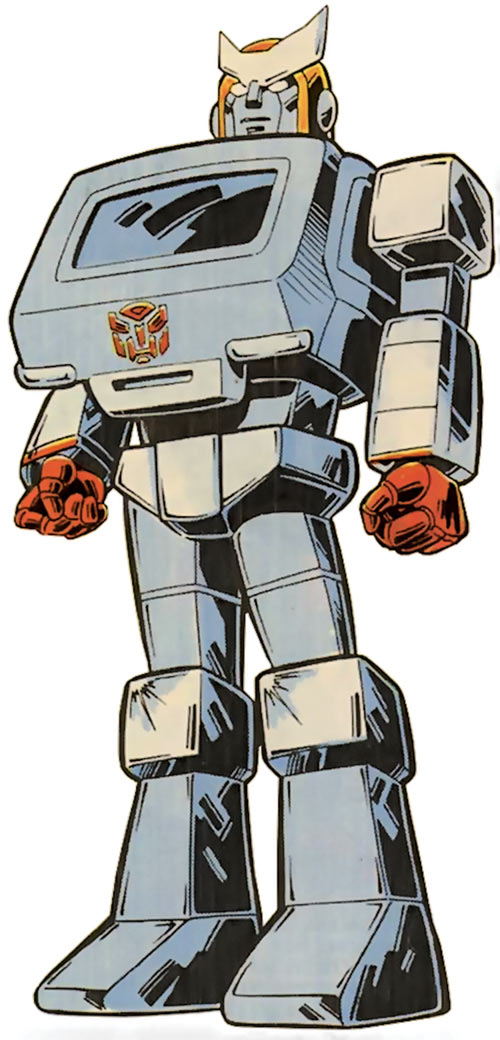 Ratchet of the Transformers (1980s Marvel Comics)