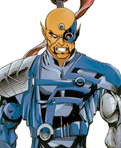 Raza of the Starjammers (Marvel Comics, X-Men)