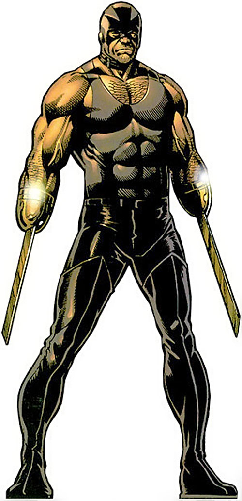Razor-Fist II (Marvel Comics)