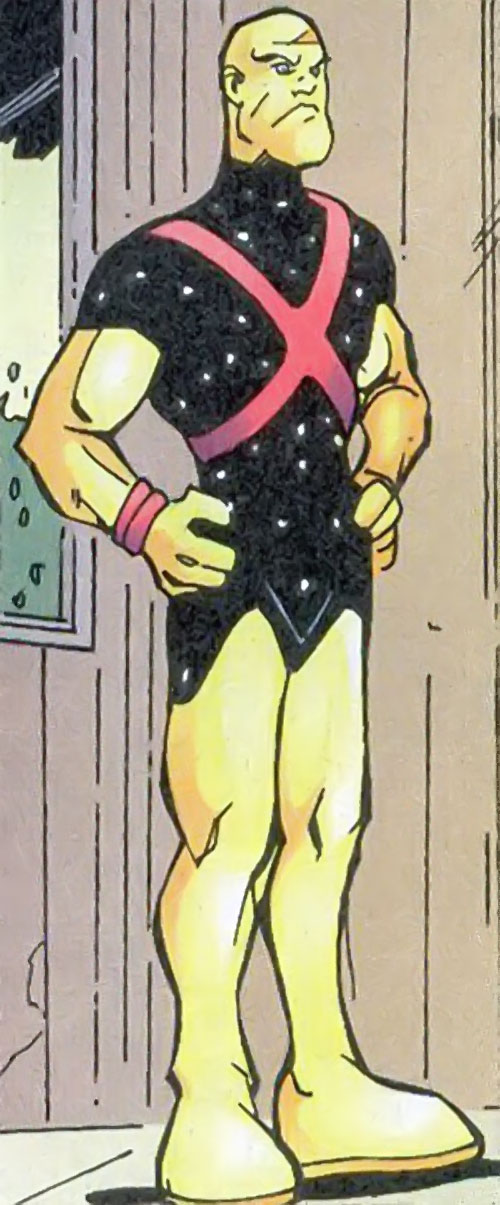 Reactron (DC Comics) modern appearance in Suicide Squad