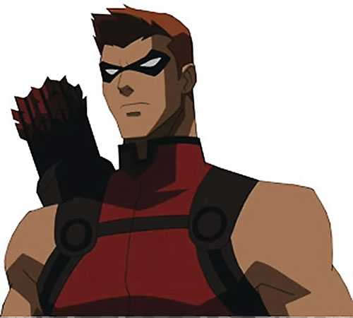 Red Arrow (Young Justice ally) (animated TV series) portrait
